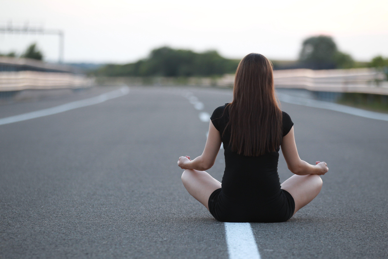 mediteren weg