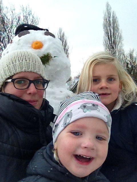 genieten sneeuw