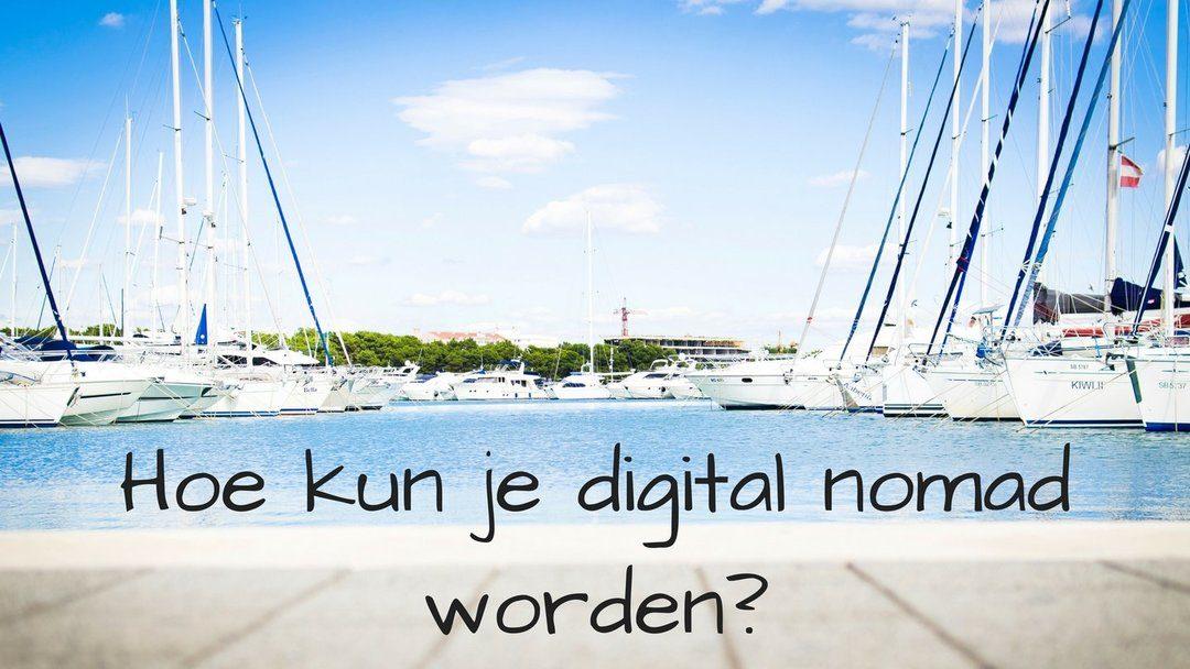 digital nomad worden
