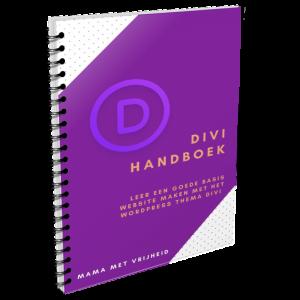 cover divi handboek
