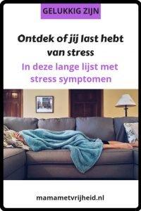 stress symptomen 2