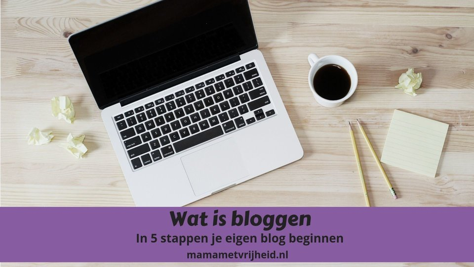 wat is bloggen