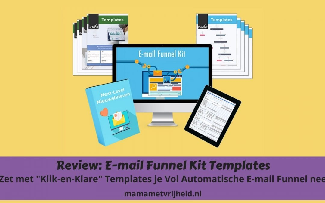 Review: Email Funnel Kit van Prowinst